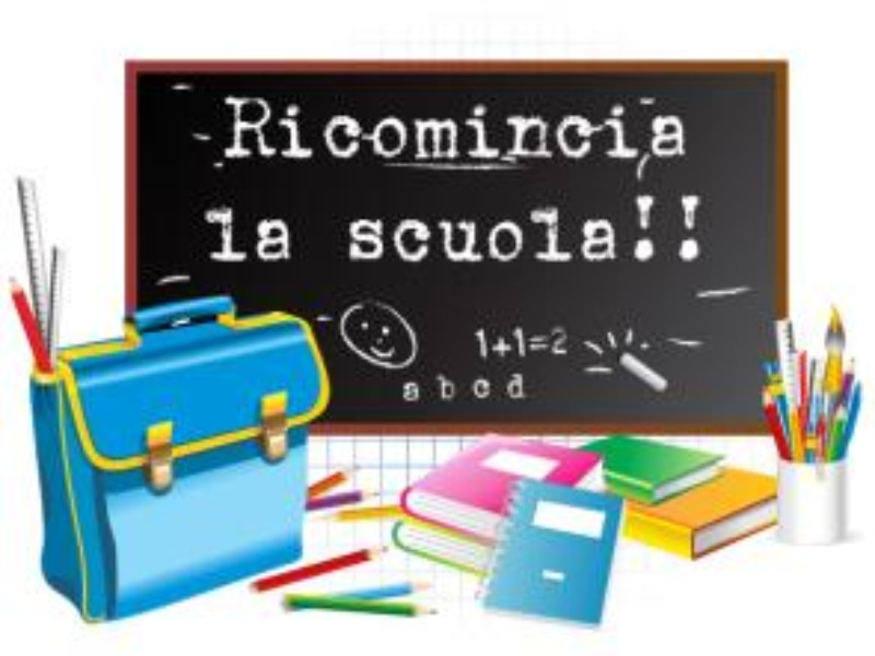 Calendario classi seconde e terze